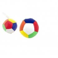 Míč barevný měkký 10cm v síťce