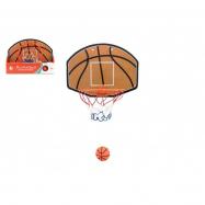 Kôš na basketbal s doplnkami 34x25 plast priemer 19cm v krabičke 34x25x7,5cm