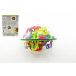 Układanka kula owalna 3D 20 cm plastik