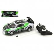 Auto RC 25 cm plast zrýchľujúce 1:18 na batérie 27MHz