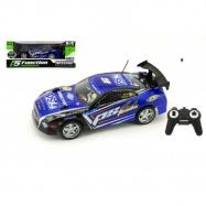 Samochód RC 25 cm plastik przyspieszający akumulator 1:18 do 27 MHz