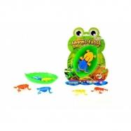 Skákající žáby společenská hra