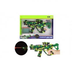 Naboje piankowe z laserowym 32 cm plastikowym akumulatorem ze światłem i dźwiękiem