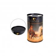 Pokladnička plech kôň 10x15cm v sáčku