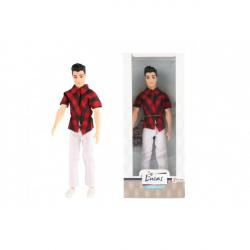 Panáčik Lucas model plast 30 cm v krabici 14x33x5,5cm