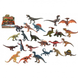 Dinosaurus plast 11-14cm mix druhů
