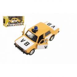 Policajné auto VB 11,5 cm na batérie