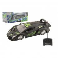 Samochód sportowy RC plastikowy 25cm 27MHz na pilocie bateryjnym