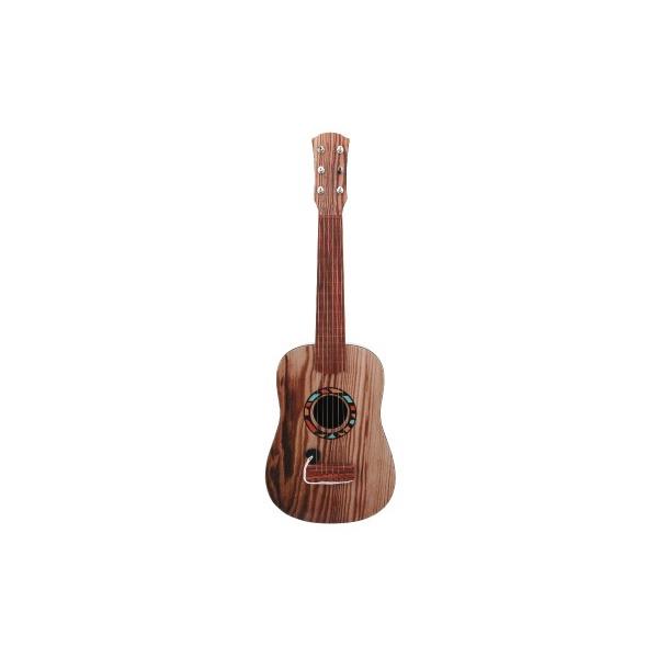 Kytara s trsátkem plast 58cm v krabici 23x64x8cm