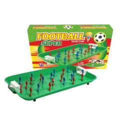 Kopaná / Futbal spoločenská hra plast / kov v krabici 53x31x8cm