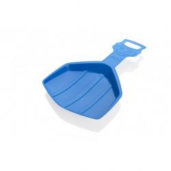 Klzák Lopata Klaun modrá plast 57x33cm