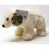 Medveď polárne plyš 28cm