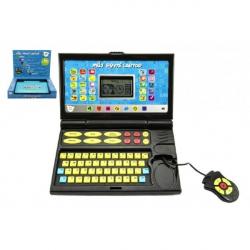 Můj první laptop černomodrý 50 programů