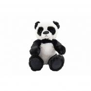 Panda medveď / medvedík plyš 33 cm v sáčku 0+