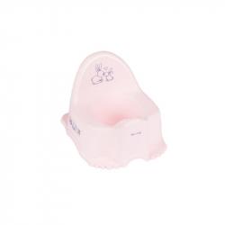 Dětský nočník Bunny růžový