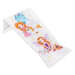 Látkové lehátko na kúpanie Malá Princezná biele