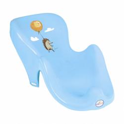 Lehátko na kúpanie ježko modré