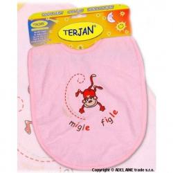 Podbradník Terjan veľký - ružový