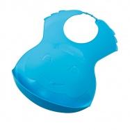 THERMOBABY Plastový bryndák, modrá