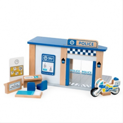 Tidlo Drevená policajna stanice