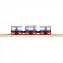 Tidlo drevené banské vagóniky
