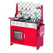 Drewniana kuchnia czerwona, Tidlo