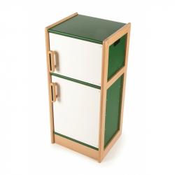 Tidlo drevená chladnička