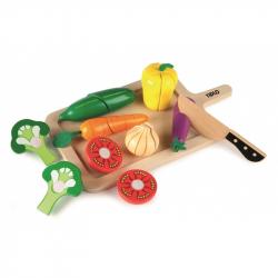 Drewniane warzywa do krojenia, Tidlo