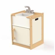 Tidlo dřevěná skříňka s dřezem Education