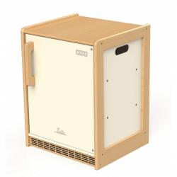 Tidlo drevená chladnička Education