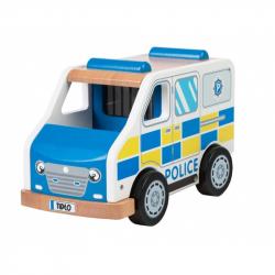 Tidlo Policejní dodávka