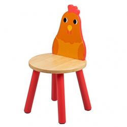 Tidlo Drevená stolička kuriatko