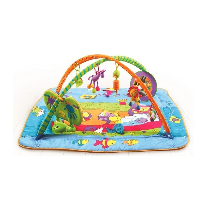 Hrací deka s hrazdou Gymini® Kick & Play