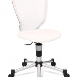 Rosnące krzesełko Titan Junior białe