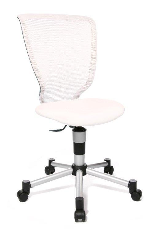Rostoucí židle Titan Junior bílá