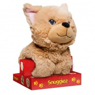 plyšová SNUGGIEZ - kočka GINGER