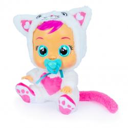 IMC Toys Cry Babies - Płacząca lalka bobas Daisy Kotek