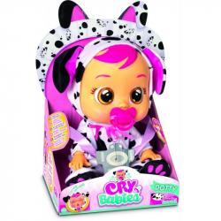 Płacząca lalka bobas Dotty