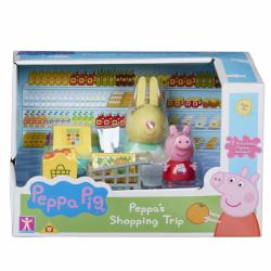 Świnka Peppa - Zestaw Peppa na zakupach