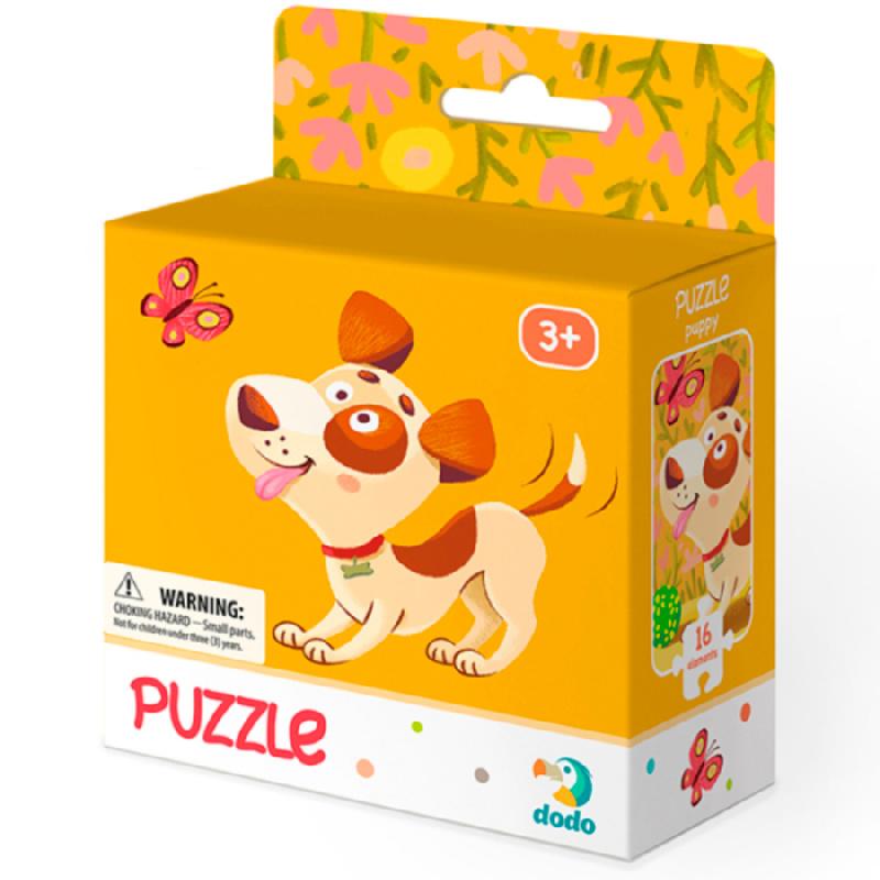 Puzzle Dog 16 sztuk
