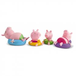 Peppa Pig figúrky do kúpeľa 2 ks