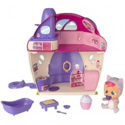 IMC Toys Cry Babies Magic Tears - Zestaw Super Domek Katie 97940