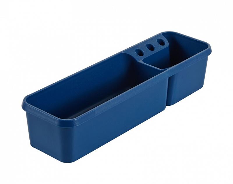 Kastlík na tužky tmavě modrý