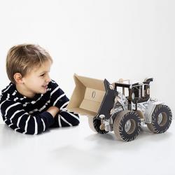 Kartonová 3D skládačka TO DO Nakladač
