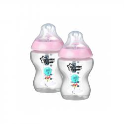 TOMME TIPPEE Butelka niemowlęca 2 szt., 260 ml (0m+) C2N