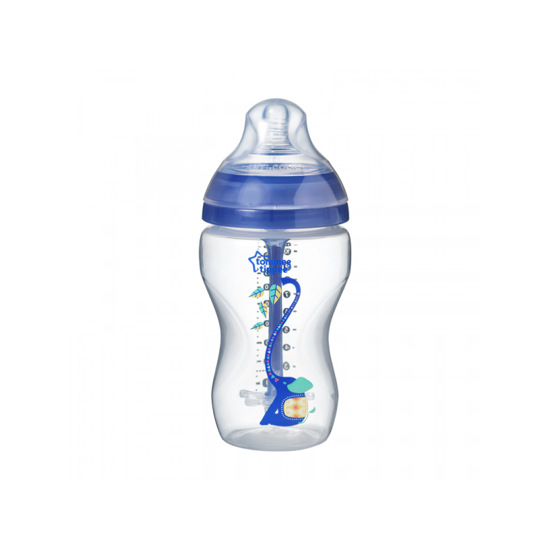Butelka antykolkowa Tommee Tippee Advanced Boy 340 ml