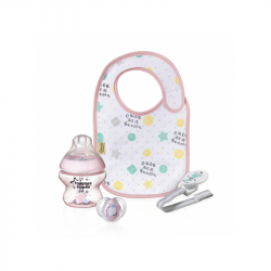 Zestaw Tommee Tippee Baby Gift Różowy
