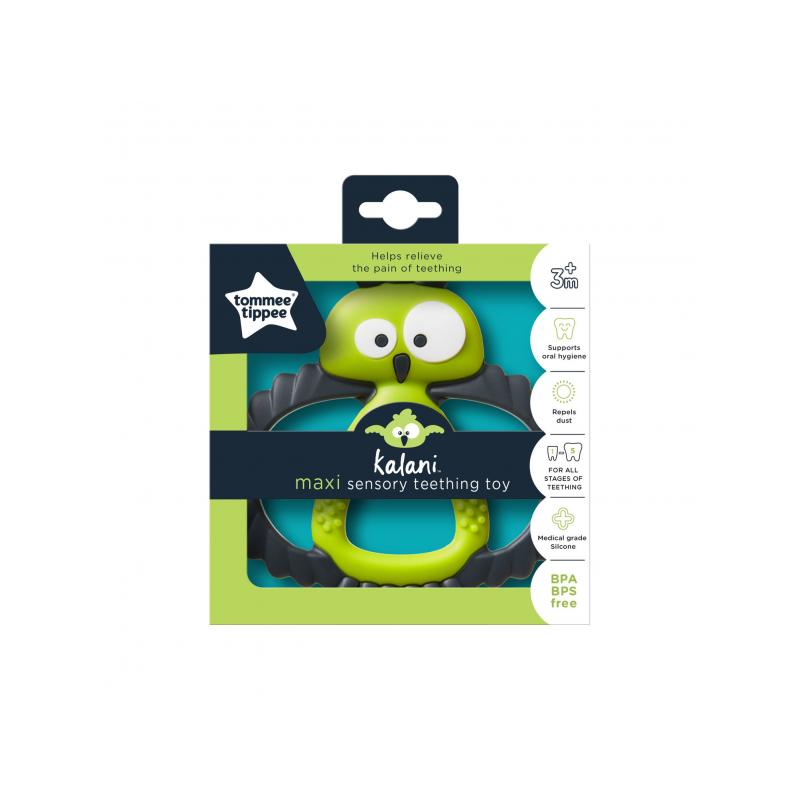 Kousátko senzorické Kalani Maxi zelené