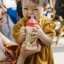 Butelka dla niemowląt Tommy Lise 125 ml Blooming Day