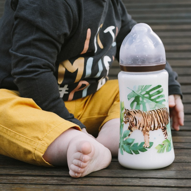 Butelka dla niemowląt Tommy Lise 360 ml Midday Walk